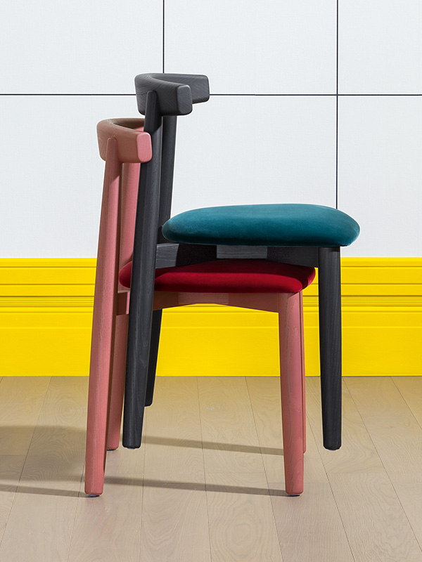 Claretta BOLD chair for Miniforms - florian-schmid.com